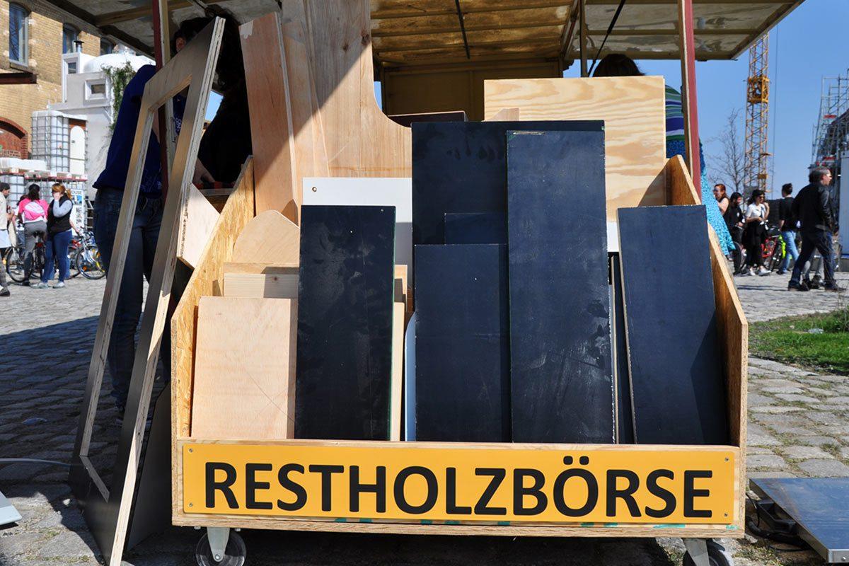ZACK | Restholz vermöbeln