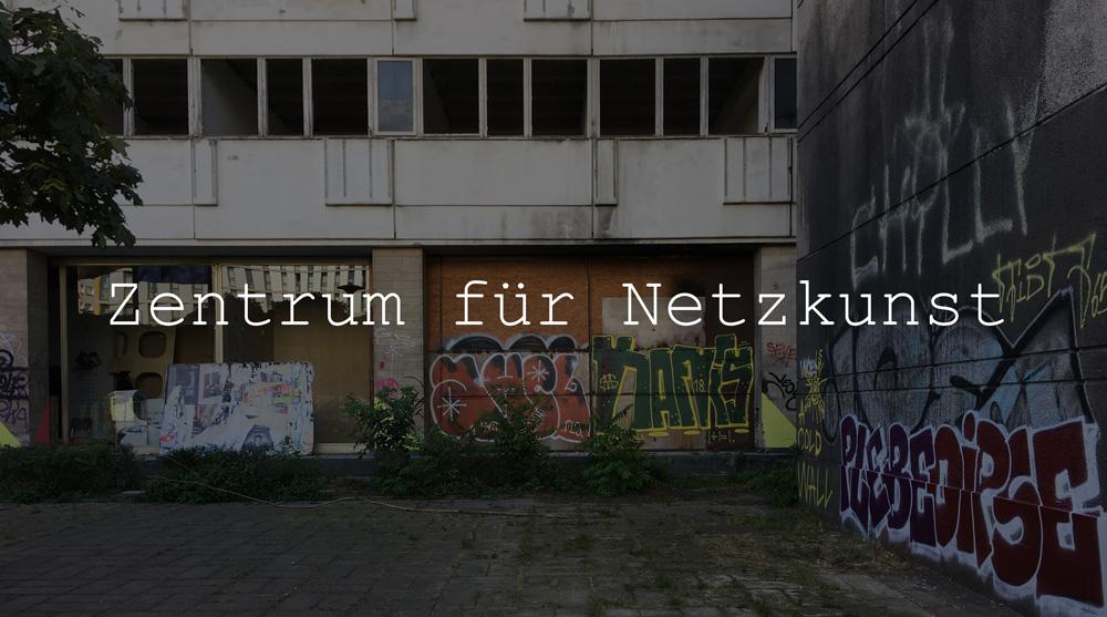 Zentrum für Netzkunst