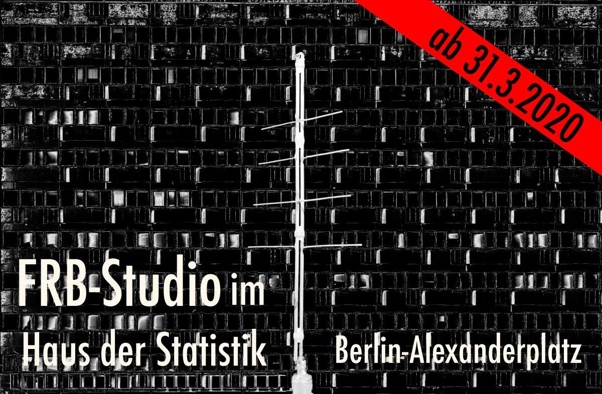 Eröffnung FRBB-Studios
