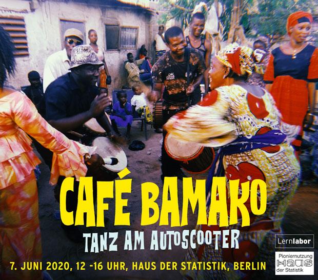 Café Bamako – Tanz am Autoscooter