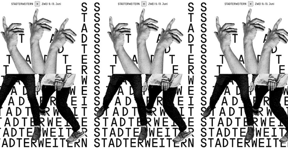 "Saskia Hebert ""I'm the escalator"" & plan b ""Together apart"""