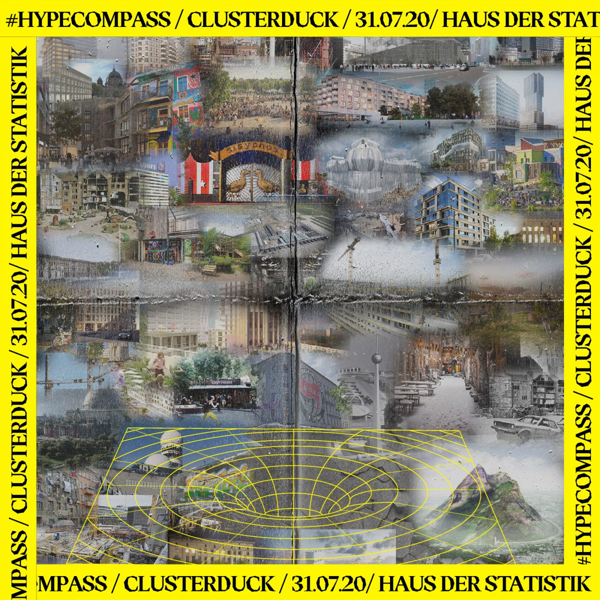 Hypecompass – Berlin Edition