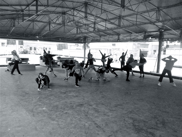 Performing-Urban-Fitness Club