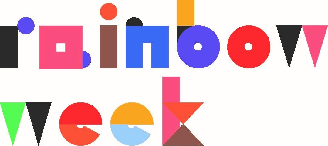 Rainbow Week Ausstellung