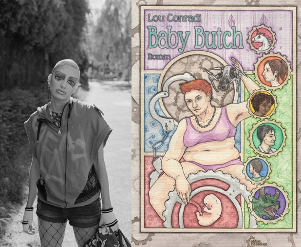 Lesung mit Lou Conradi – Baby Butch