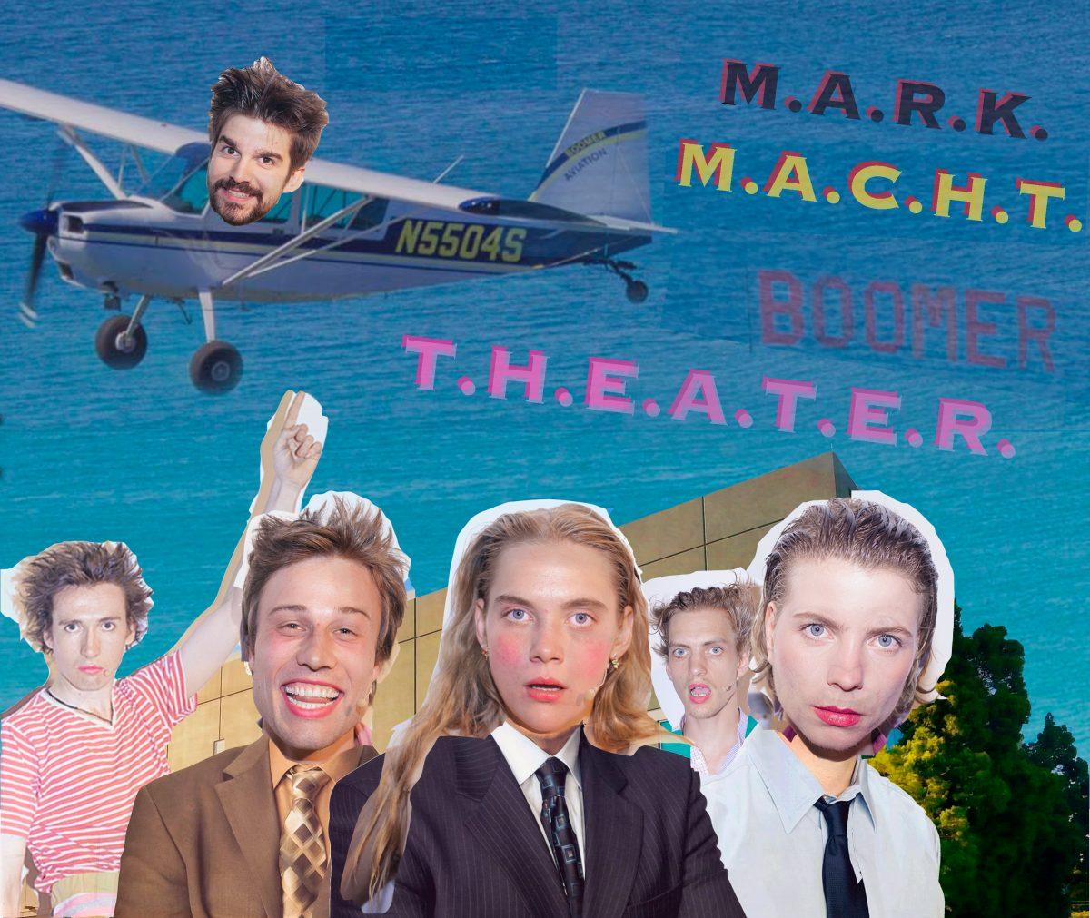 MARK MACHT THEATER