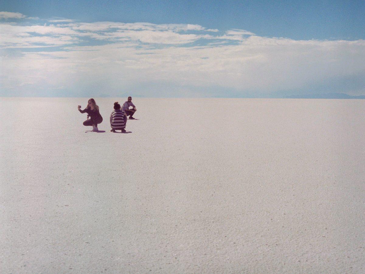 Wüste Zukunft