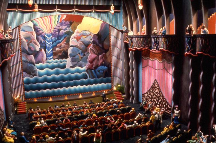 Kino: Suzan Pitt / Amos Vogel