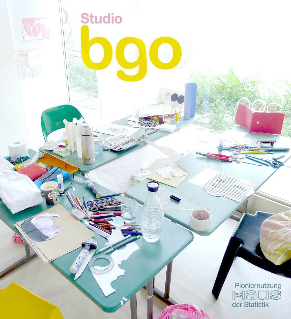 Abschlussausstellung: Studio bgo