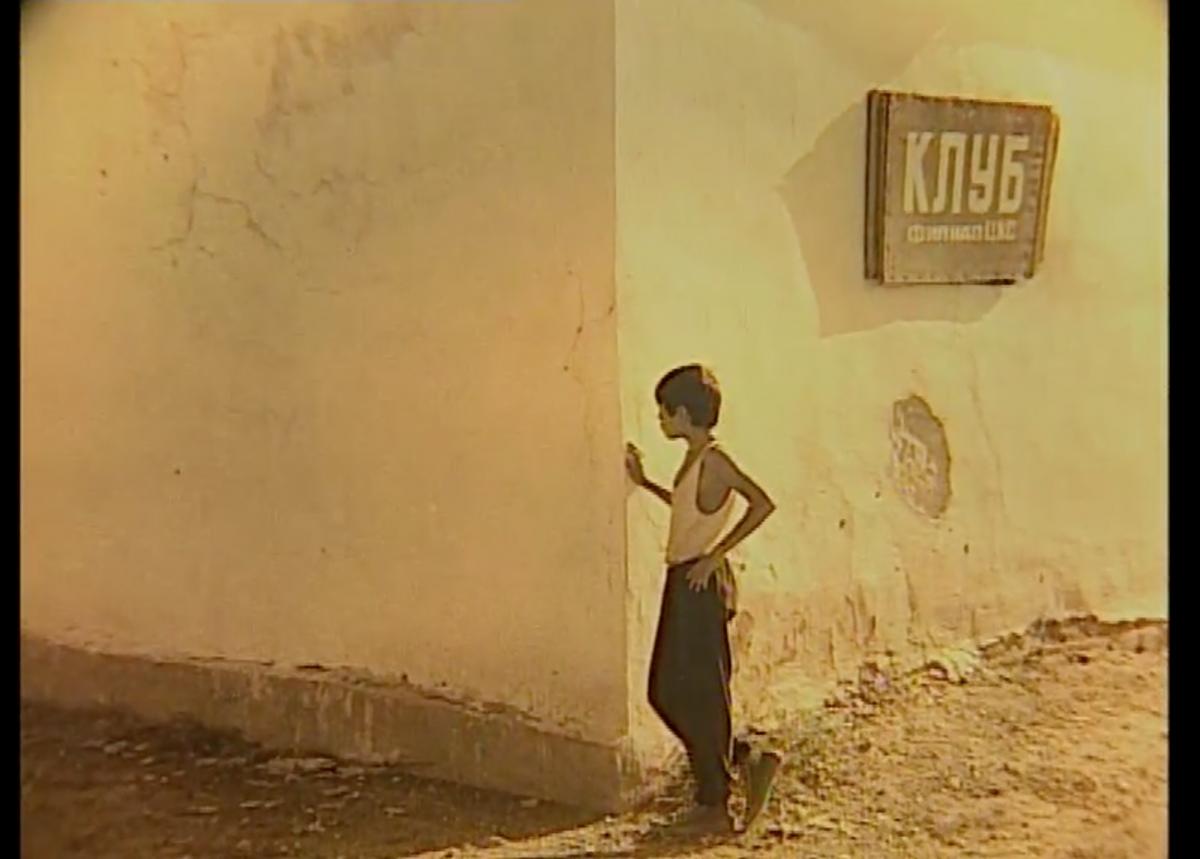 Kino: Kurzfilmprogramm