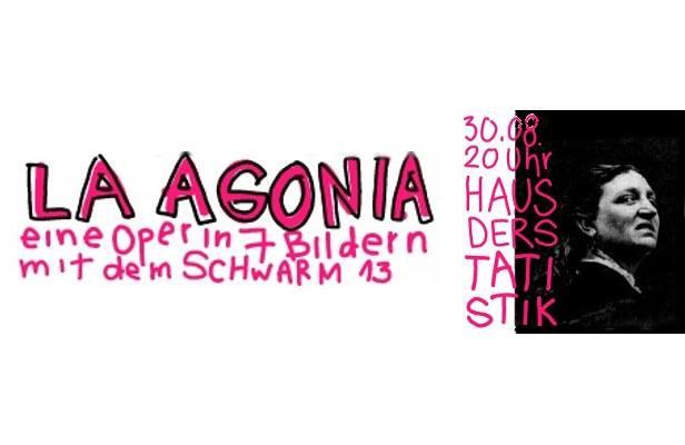 Bühnen: La Agonia