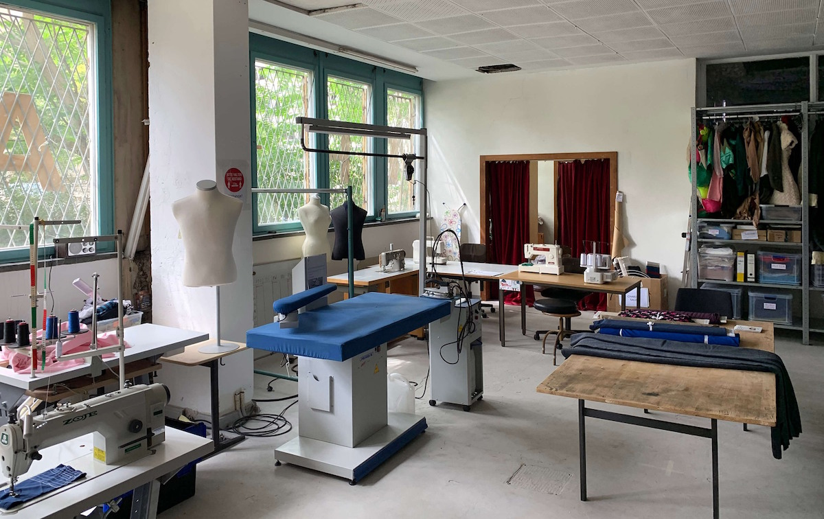 Offene Textilwerkstatt