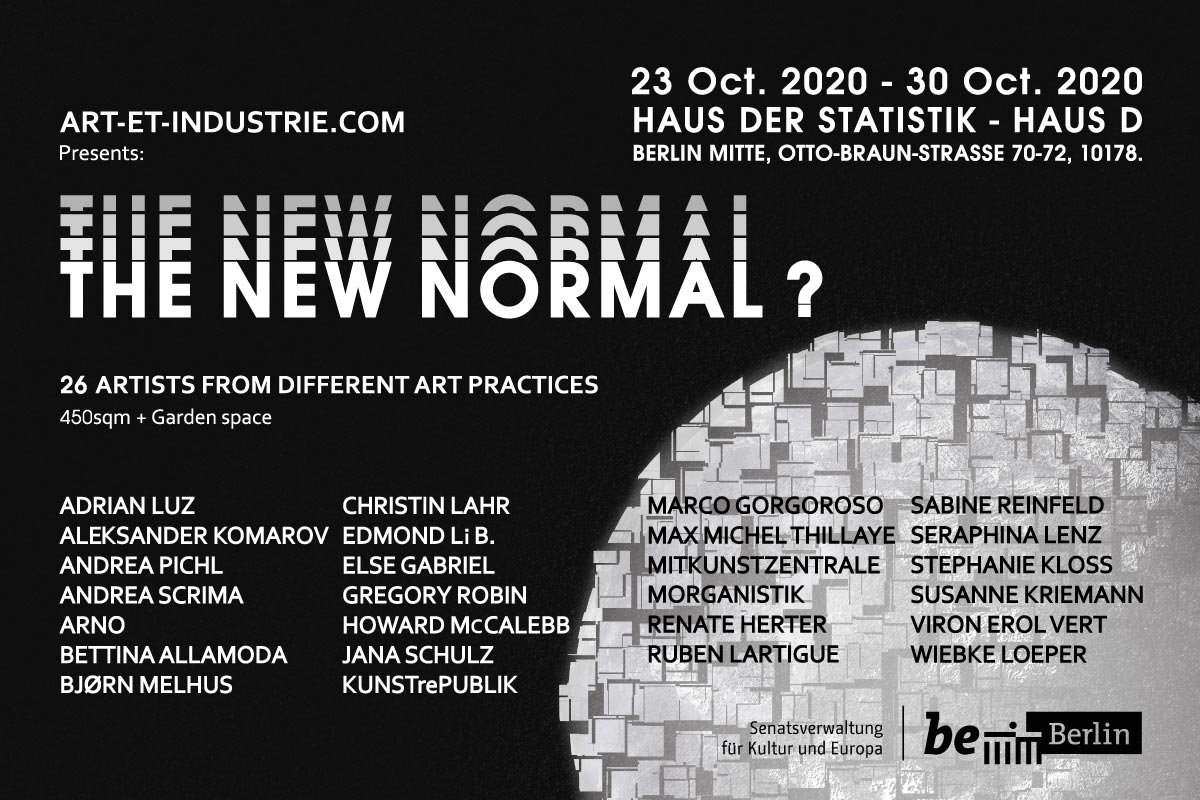 Ausstellung: The New Normal? Das neue Normal?