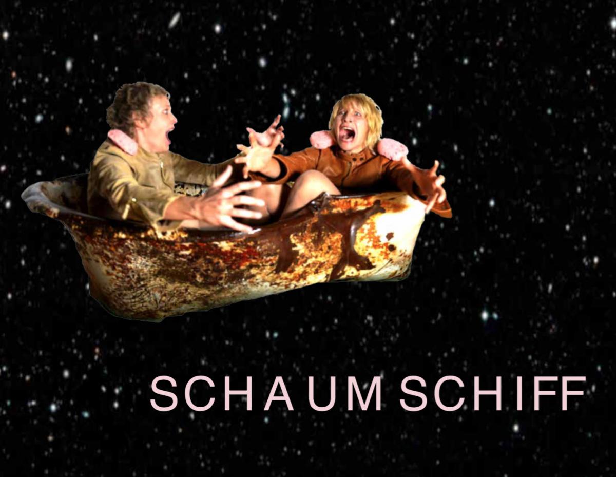 Performance: Schaumschiff