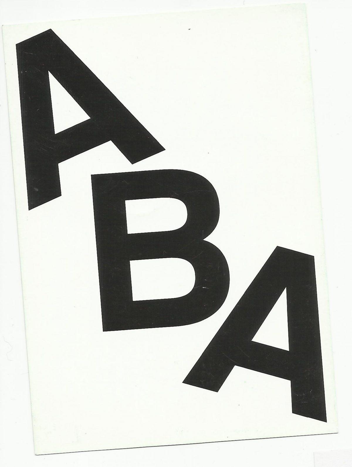 ABA Auftakt // Poster Präsentation