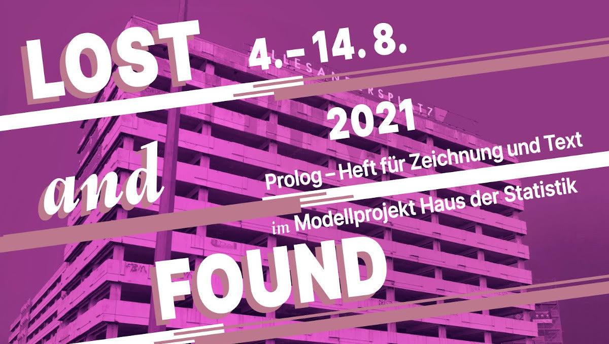 Künstler*innentresen: Ausklang der Ausstellung – LOST and FOUND