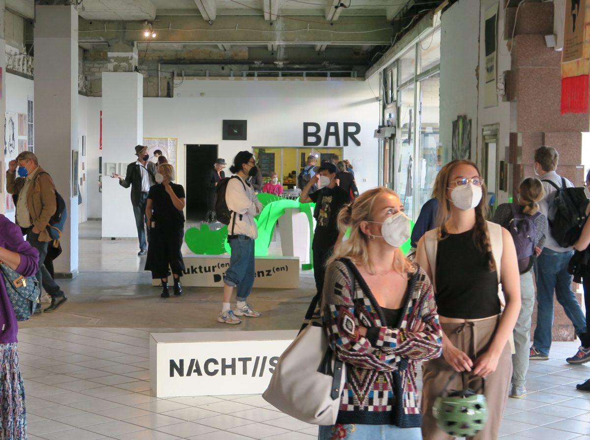Eröffnung der Ausstellung und des Festivals LOST and FOUND