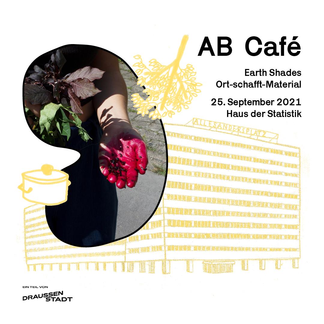 AB Café –                              Earth Shades, Ort-schafft-Material
