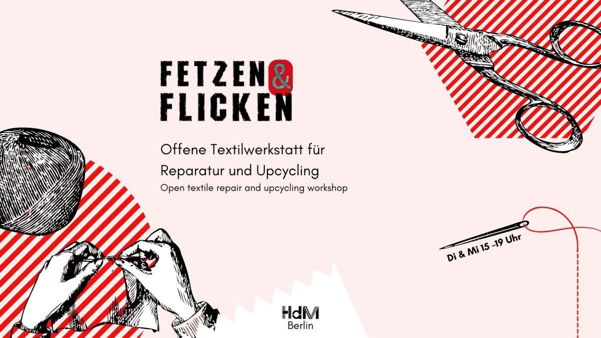 Fetzen&Flicken Offene Textilwerkstatt
