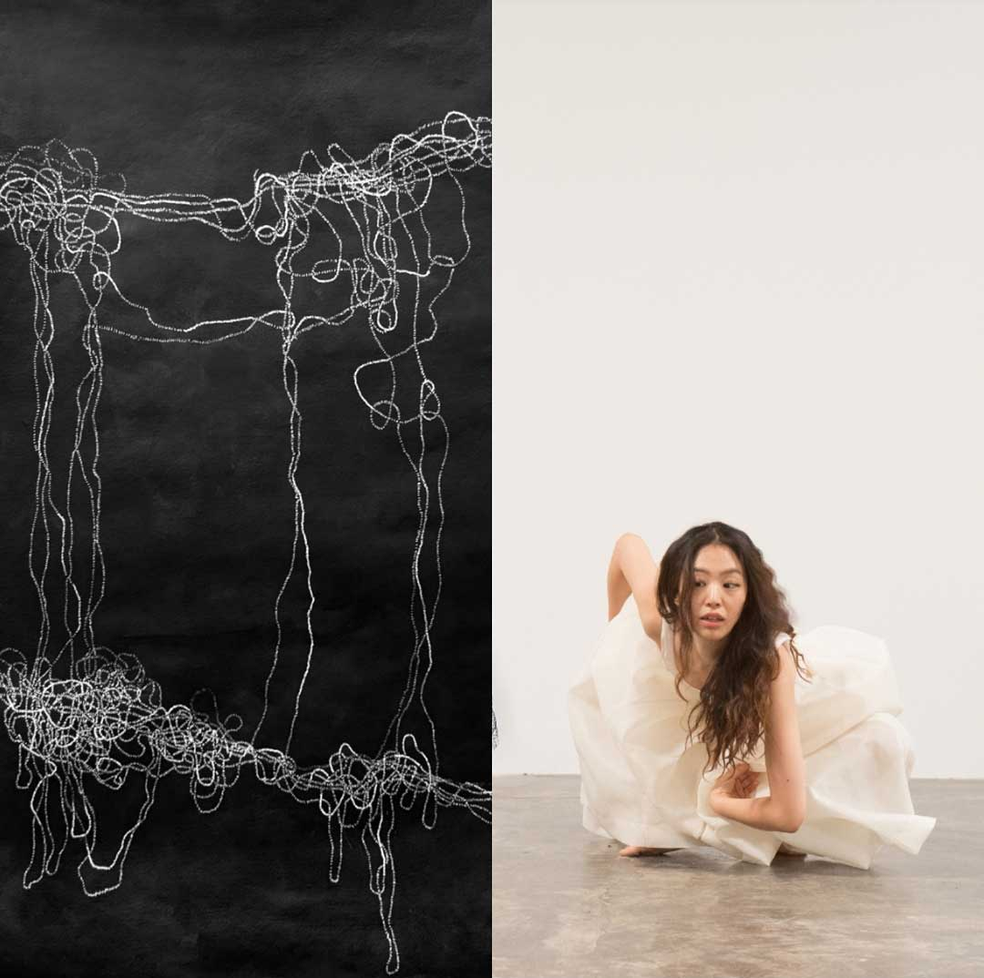 Holding Space – Yon Natalie Mik in conversation with Ellinor Euler
